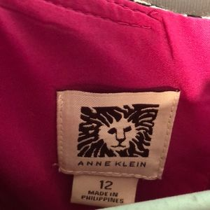 Anne Klein Dresses - Anne Klein Pink Bodycon Dress L7